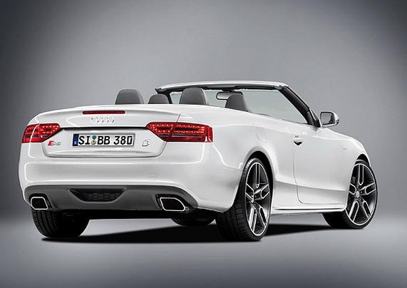 тюнинг кабриолетов Audi A5 и S5