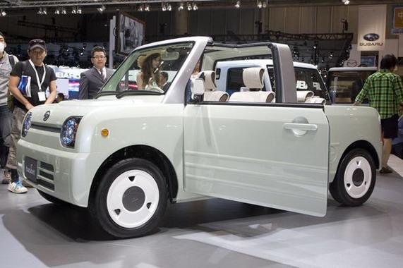 Новинки Daihatsu