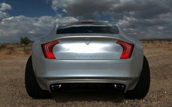 концепт Maserati