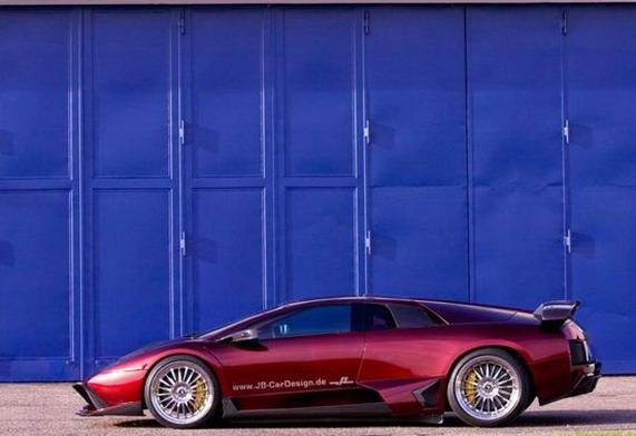 Lamborghini Murcielago LP 640 - JB-R