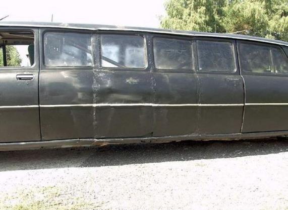 лимузин Skoda
