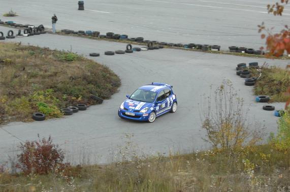 ралли «Subaru Open Cup 2009»