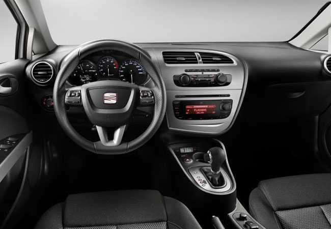 Новый SEAT Leon