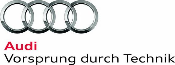 Новое лого Audi