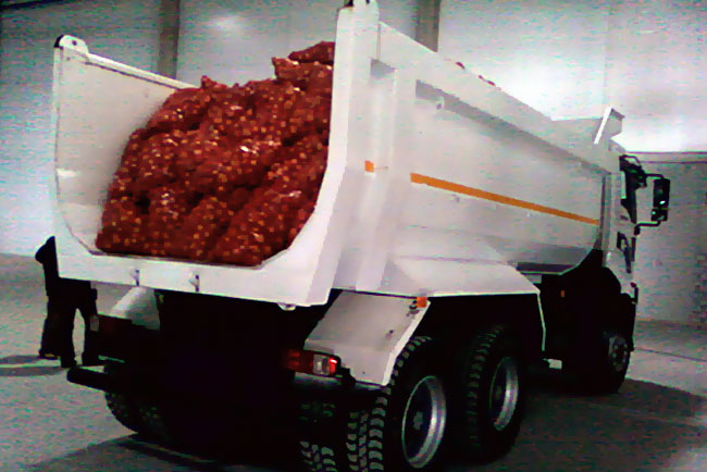 Ford Cargo 3535D