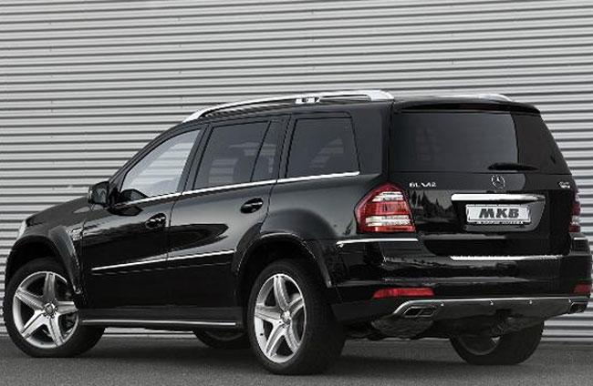 MKB Mercedes GL
