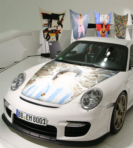 Porsche музей